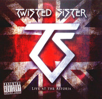 TWISTED SISTER - Live At The Astoria CD + DVD