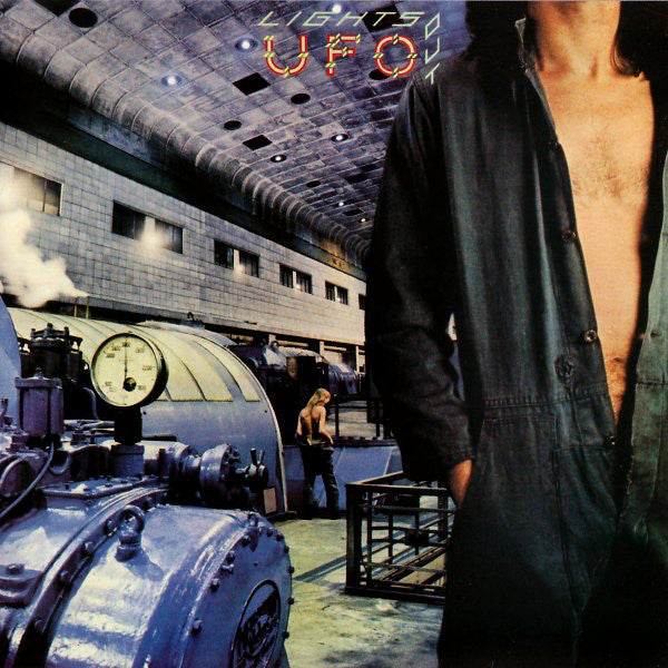 UFO - Lights Out CD