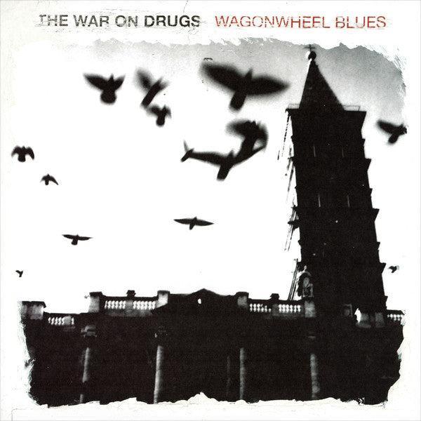 THE WAR ON DRUGS - Wagonwheel Blues VINYL LP