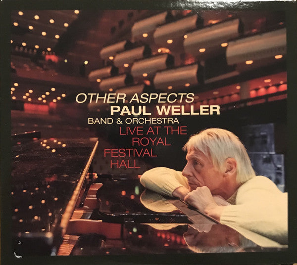 PAUL WELLER ‎– Other Aspects Paul Weller Band & Orchestra (Live At The Royal Festival Hall) 2CD + DVD