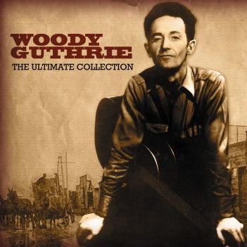 WOODY GUTHRIE The Ultimate Collection 2CD