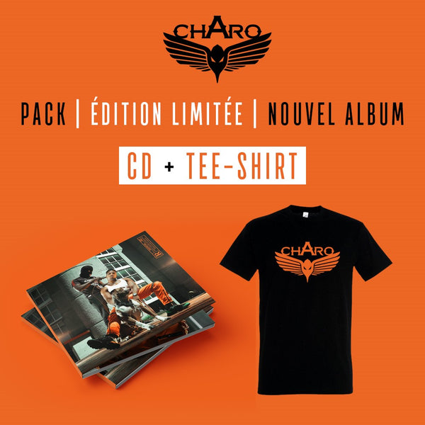 Pack Mr Sal CD et Tee-shirt exclusif