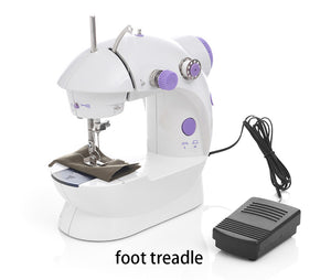 2019 Mini Portable Handheld sewing machines Stitch Sew needlework Cordless-Quirky Products-crazywomenz