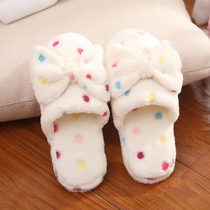 2019 New Indoor Home Slippers Cotton Fabric Slippers Wooden Floor Slippers-Bohemian for all season-crazywomenz