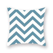 Load image into Gallery viewer, Classic Geometry Pattern Sofa Cushion Cover Living Room-Quirky Products-crazywomenz