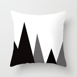 Classic Geometry Pattern Sofa Cushion Cover Living Room-Quirky Products-crazywomenz