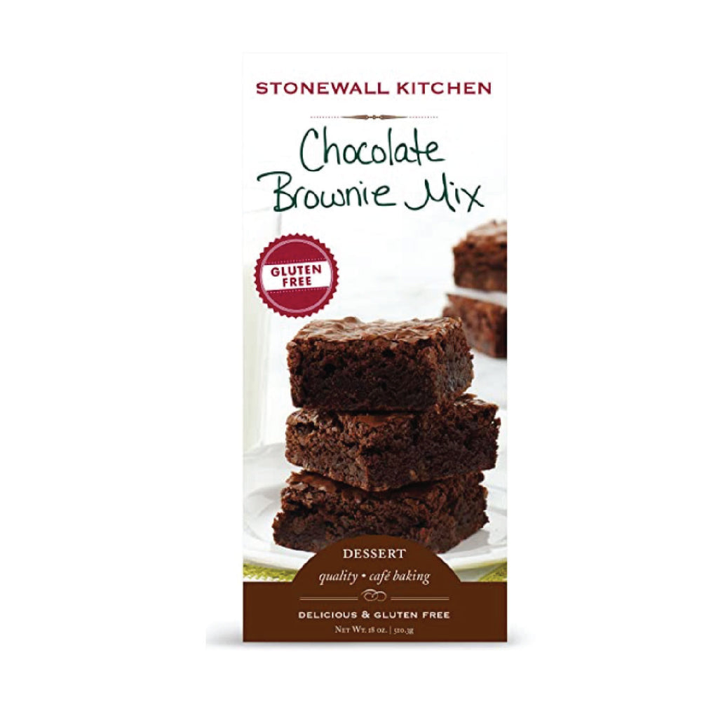Stonewall Kitchen Choclate Brownie Mix - 11 oz.
