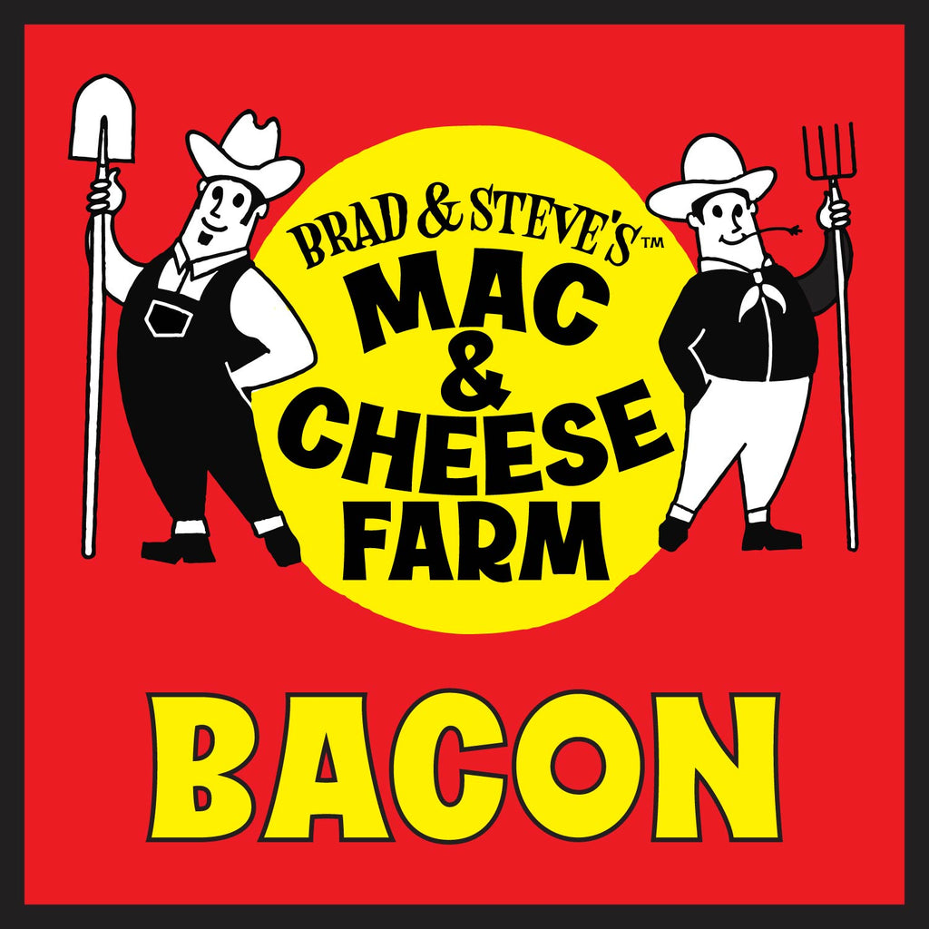 Brad & Steve's Mac & Cheese Farm: Bacon (17 oz.)