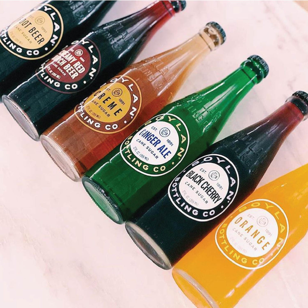 Boylan Soda (By The Case)