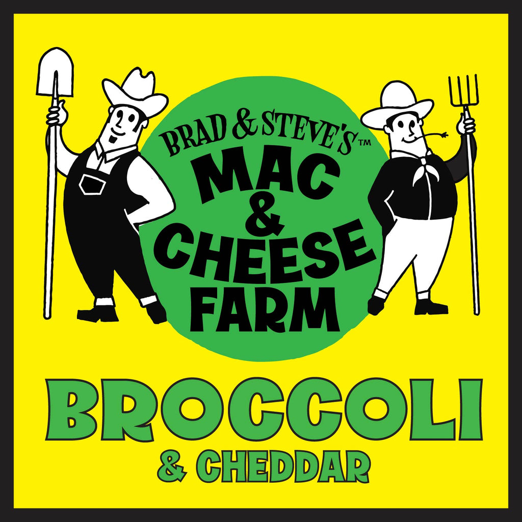 Brad & Steve's Mac & Cheese Farm: Broccoli & Cheddar (17 oz.)