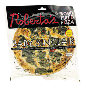 Roberta's Pizza: Baby Sinclair Wood Fired Pizza, 9.7 oz