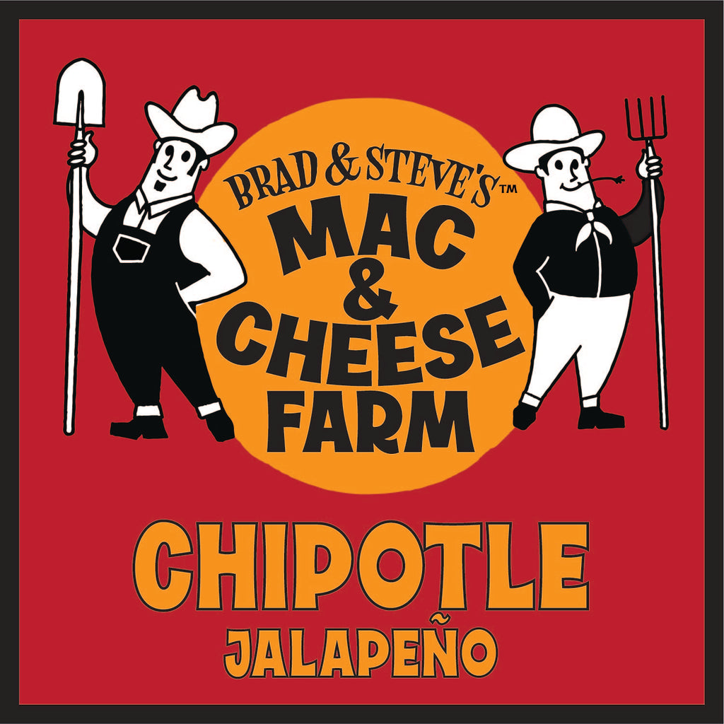 Brad & Steve's Mac & Cheese Farm: Chipotle Jalapeño (17 oz.)