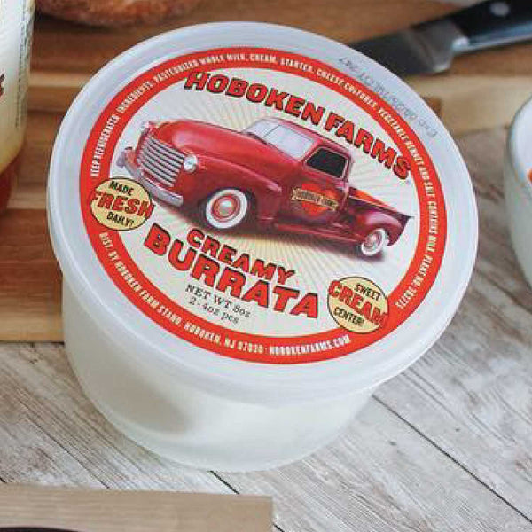 NJ Creamy Buratta day Essex and Union Delivery