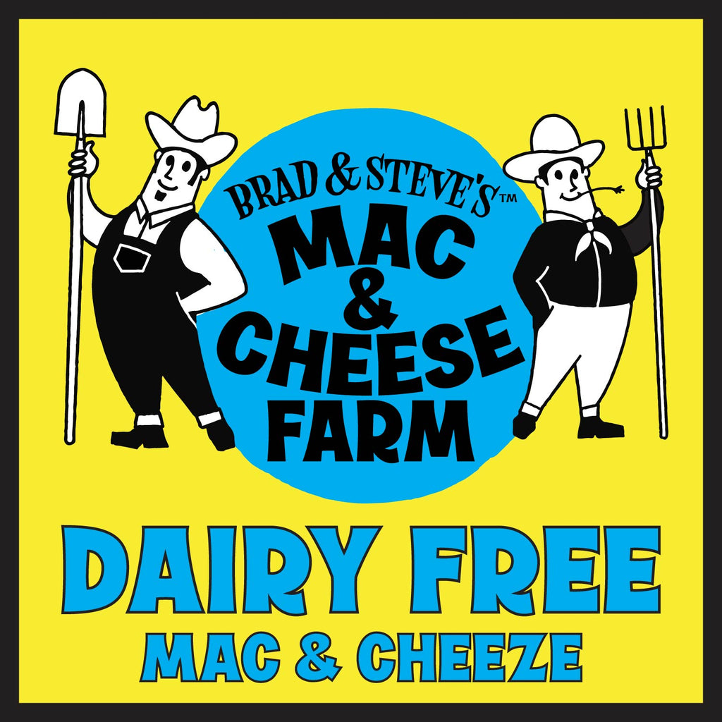 Brad & Steve's Mac & Cheese Farm: Dairy Free Mac & Cheeze (17 oz.)