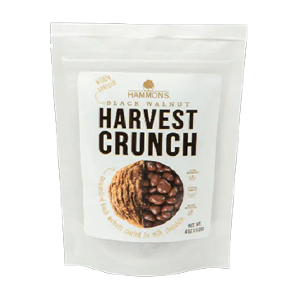 Hammons Black Walnut Harvest Crunch - 4 oz