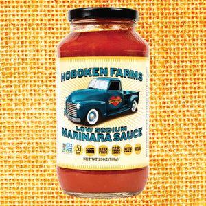 Low Sodium Marinara - 25 oz Glass Jar