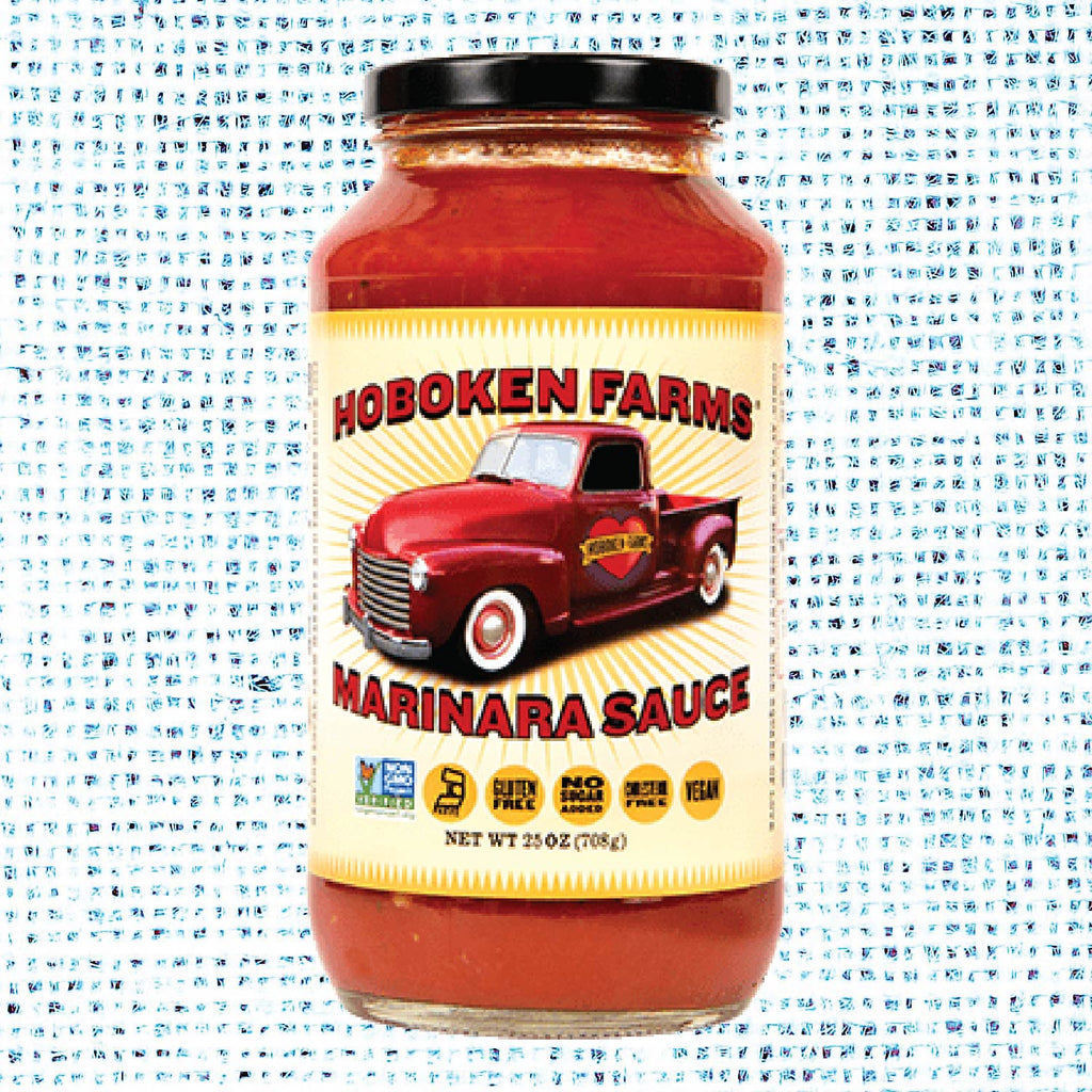 Marinara Sauce - 25 oz Glass Jar
