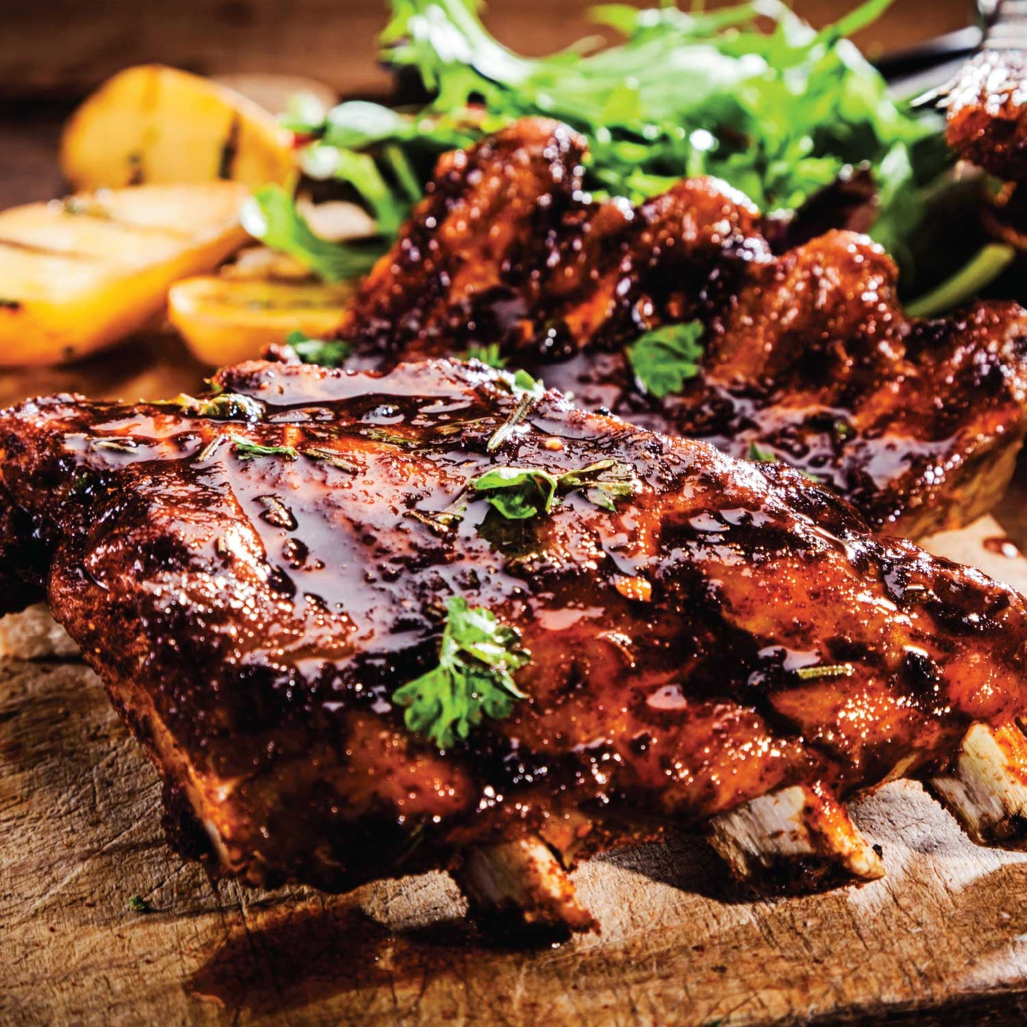 Fully cooked Baby Back Ribs nj delivery