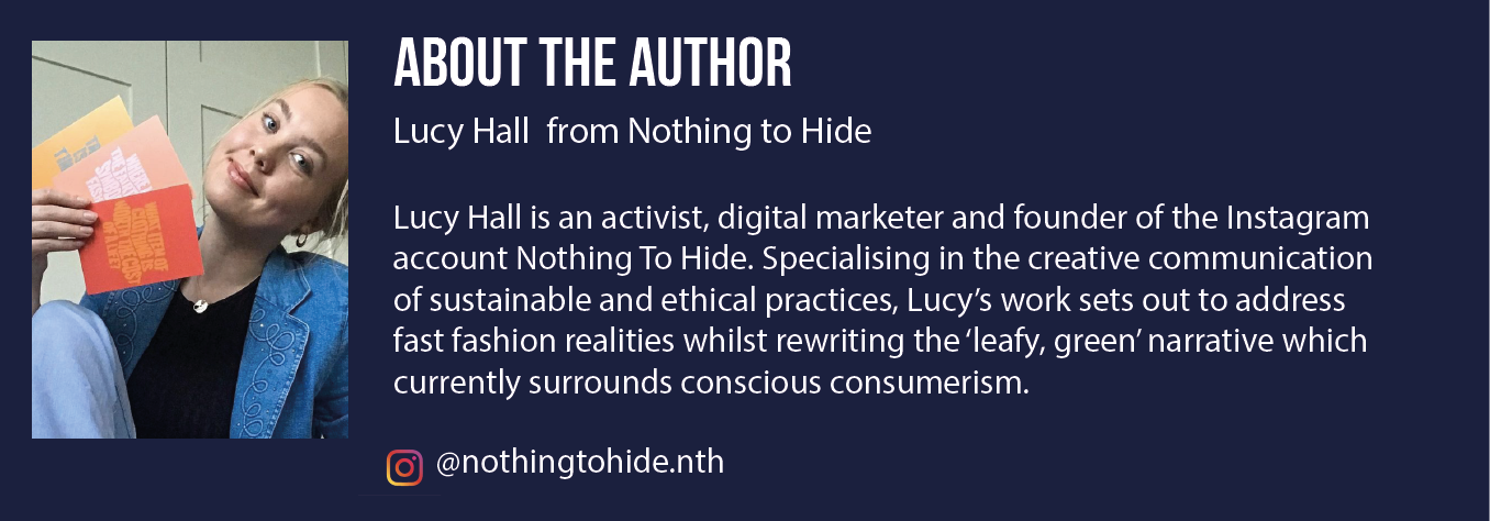 Lucy Hall Nothing to hide