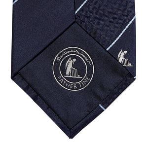 FATHER TIME SILK TIE