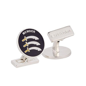 MIDDLESEX CRICKET MEMBERS' CUFFLINKS