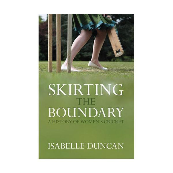 SKIRTING THE BOUNDARY BY ISABEL DUNCAN - SIGNED BY THE AUTHOR