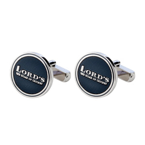LORD'S ENAMELLED CUFFLINKS
