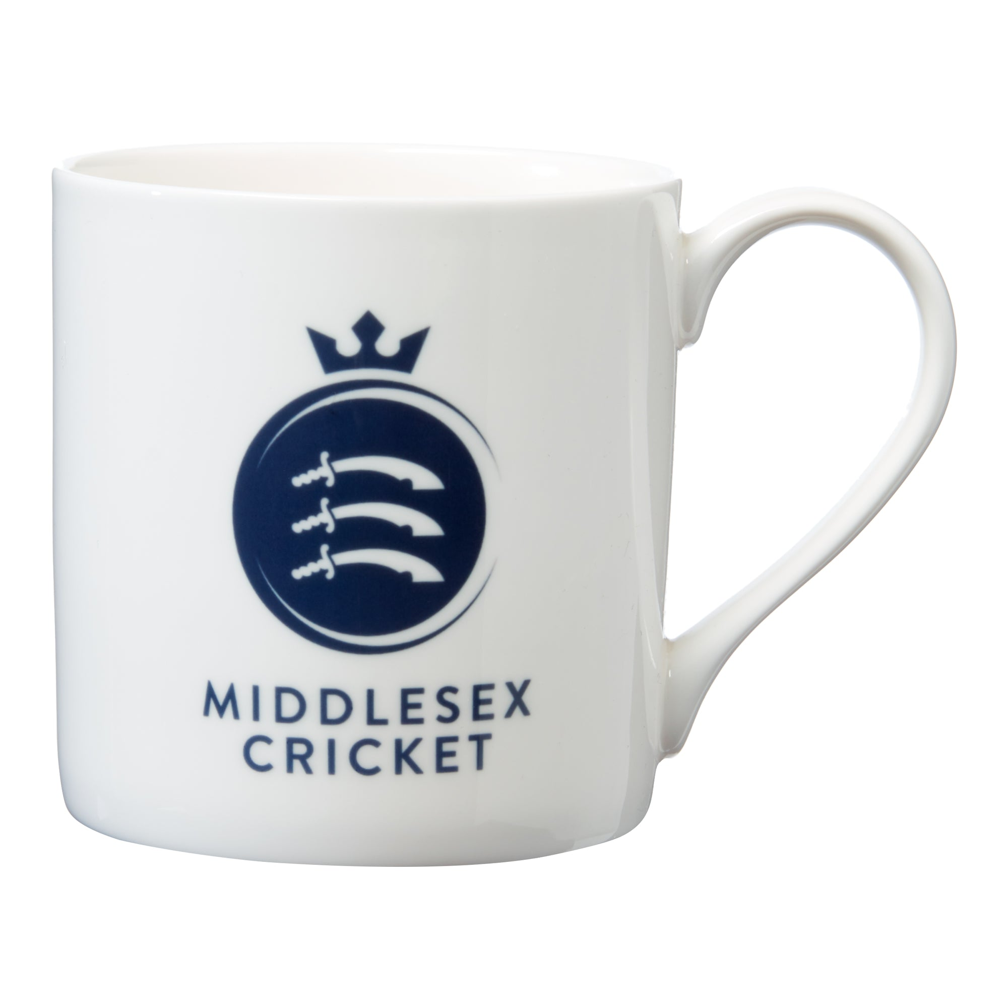 MIDDLESEX CRICKET CHINA MUG
