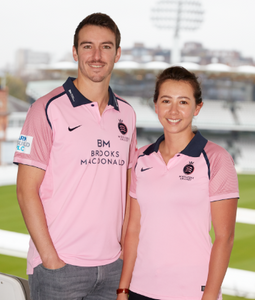 MIDDLESEX CRICKET T20 SHIRT - WOMEN