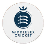 MIDDLESEX CRICKET COASTER