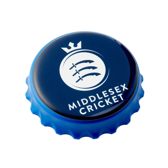 MIDDLESEX CRICKET MAGNET/BOTTLE OPENER