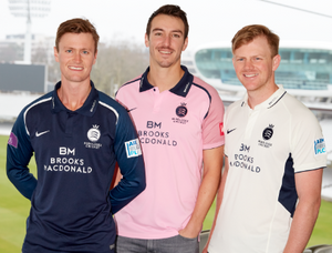 2018 MIDDLESEX CRICKET 50-OVERS SHIRT - ADULT