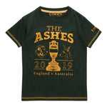 ASHES URN BOTTLE/YELLOW CHILDREN'S T-SHIRT