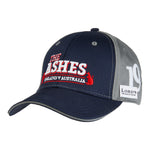 ASHES URN NAVY/GREY ADULT'S CAP