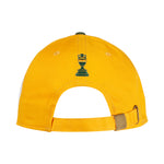 ASHES URN GREEN/YELLOW CHILDREN'S CAP