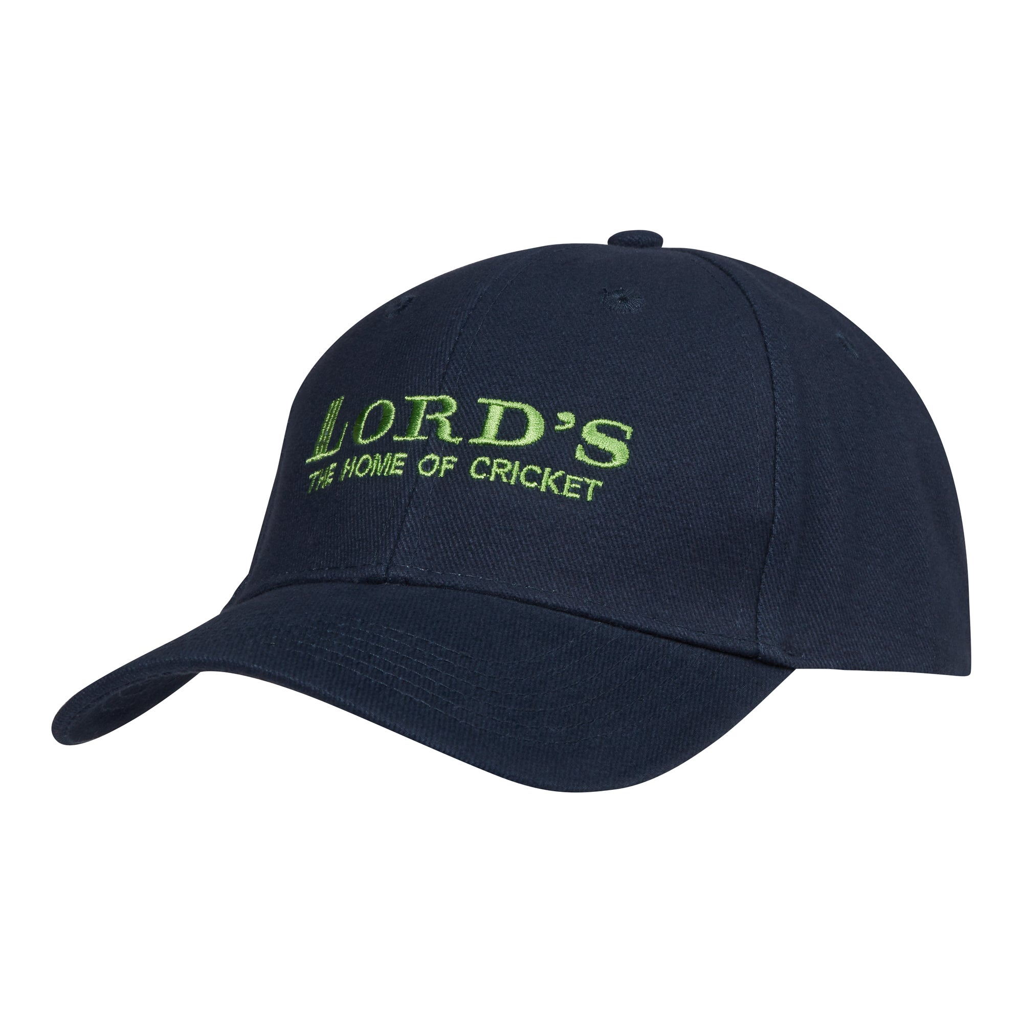 LORD'S ADULT CLASSIC CAP NAVY/GREEN