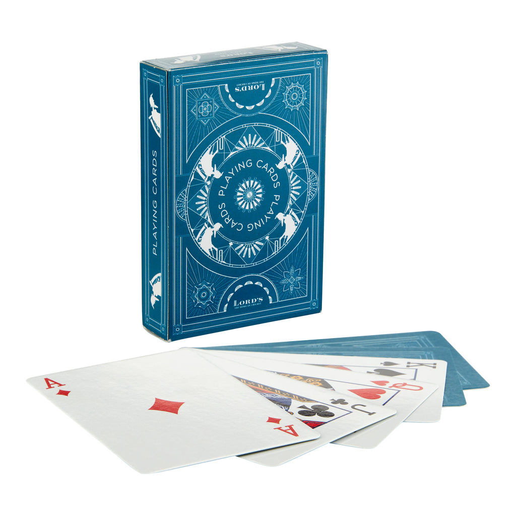 LORD'S PLAYING CARDS