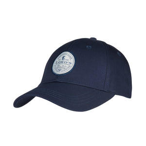 LORD'S ADULT WOVEN PATCH NAVY CAP