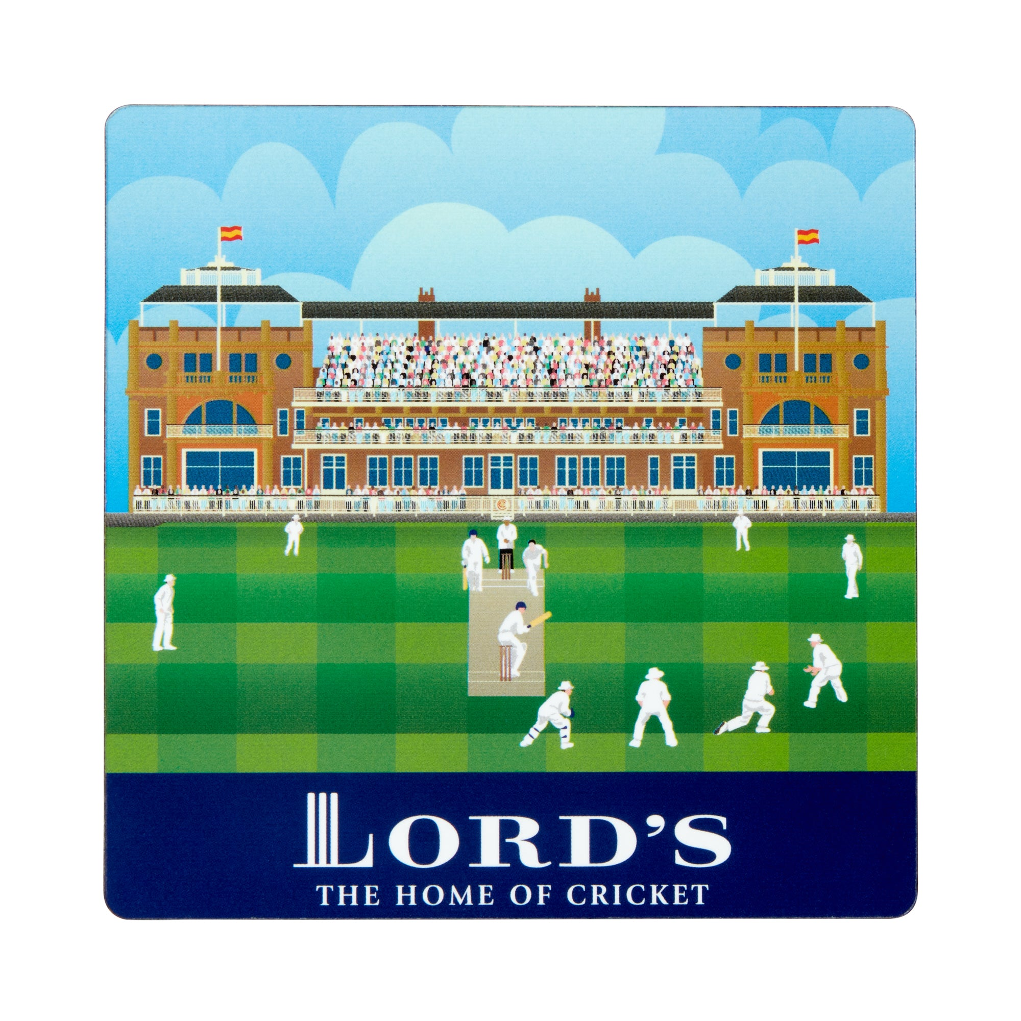 LORD'S PAVILION COASTER
