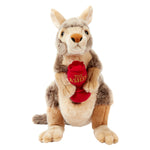 ASHES URN KANGAROO SOFT TOY