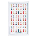 ASHES URN COTTON TEA TOWEL