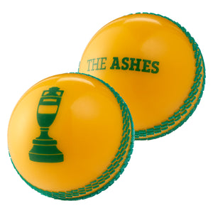 ASHES URN WIND BALL GREEN/YELLOW