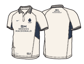 MIDDLESEX CRICKET COUNTY CHAMPIONSHIP SHIRT - CHILD