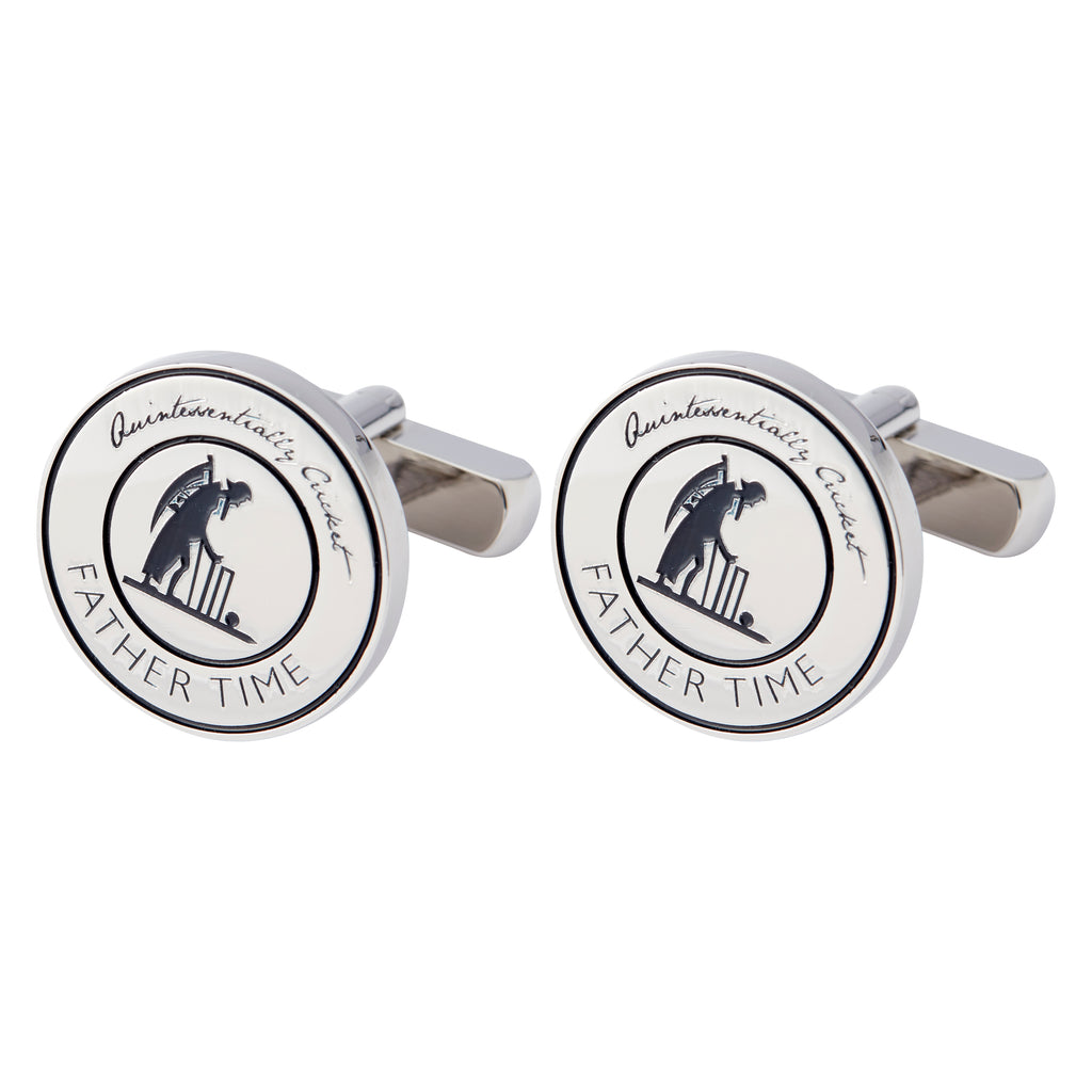 FATHER TIME CUFFLINKS