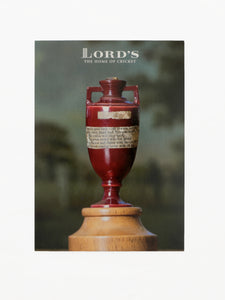 "LORD'S ""ASHES URN"" POSTCARD"