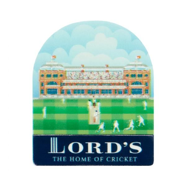 LORD'S PAVILION MAGNET