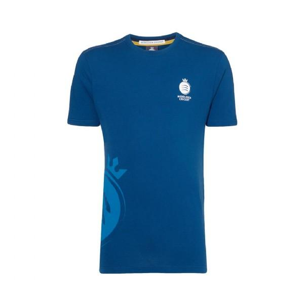 MIDDLESEX CRICKET T-SHIRT - ADULT