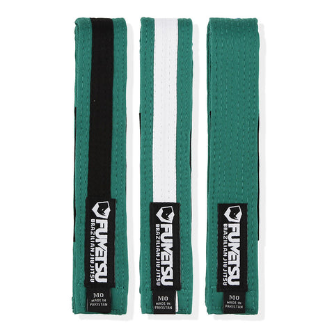 Fumetsu Solid Colour Kids BJJ Belt