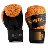 Fumetsu Elements Fire Boxing Gloves Black/Orange