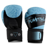Fumetsu Elements Water Boxing Gloves Black/Blue